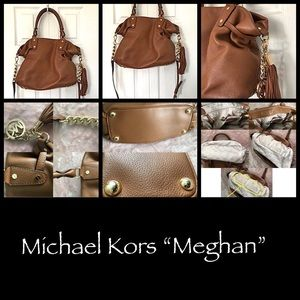 "Michael Kors ""Meghan"" Satchel"